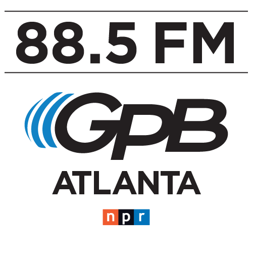 GPB Radio Atlanta 88.5 FM Button